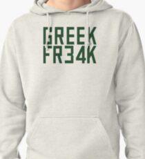 Greek Freak 34 FR34k Pullover Hoodie