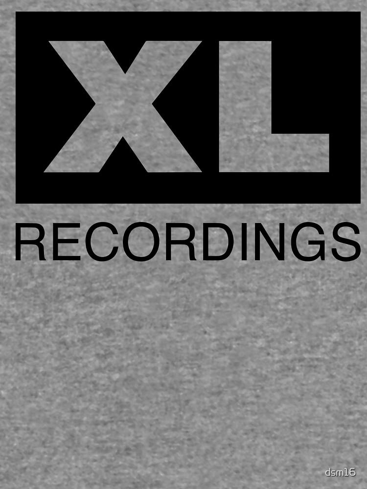 XL grabaciones de dsm16