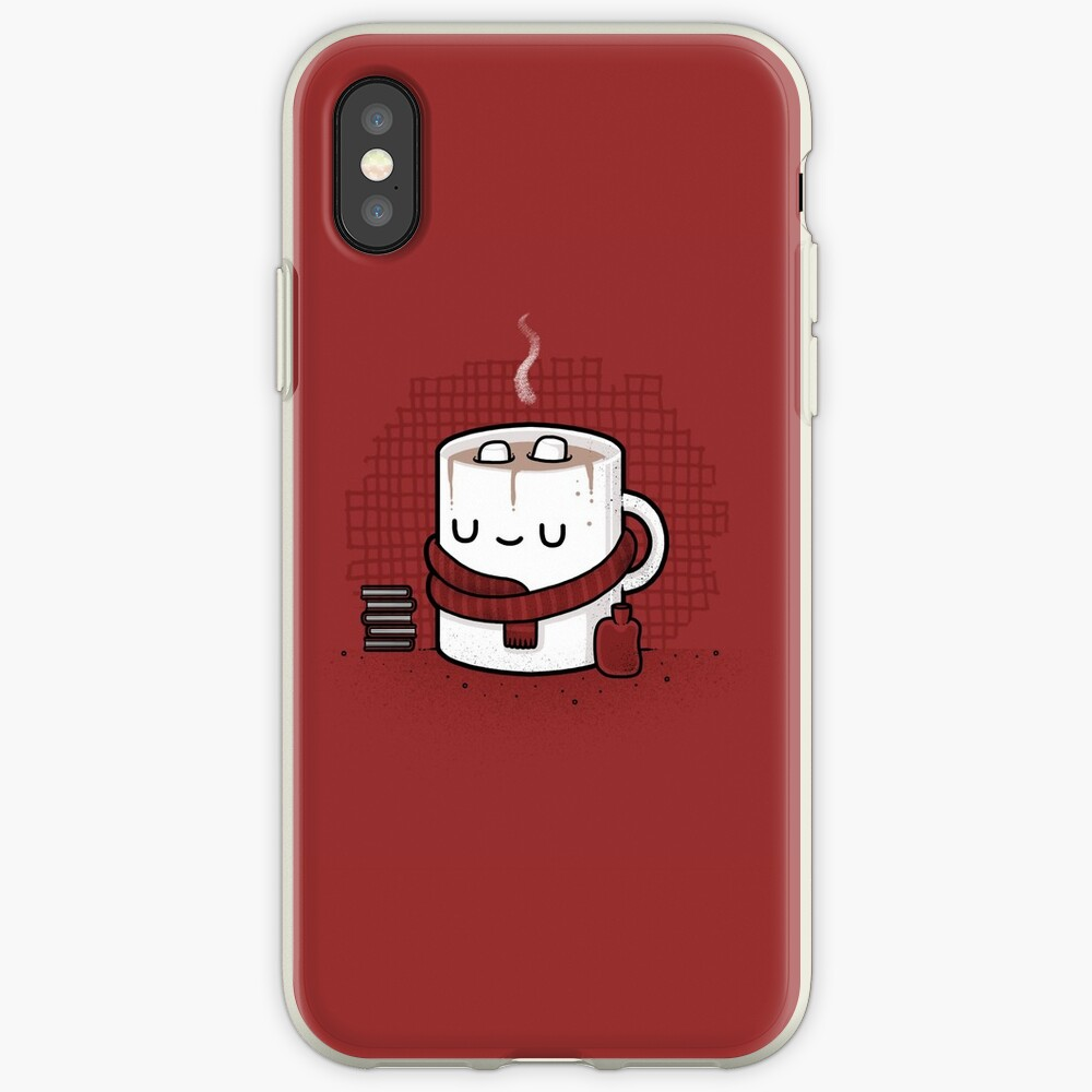 Winter Warmer iPhone Case & Cover