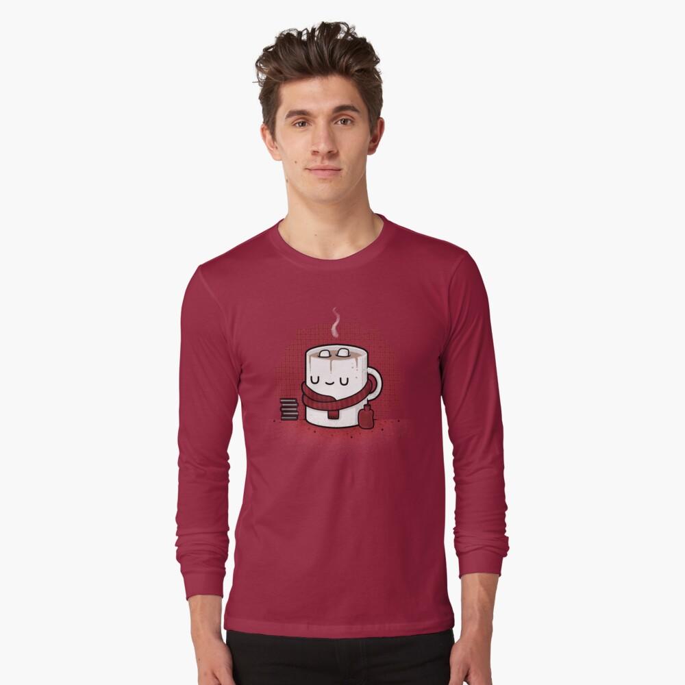 Winter Warmer Long Sleeve T-Shirt