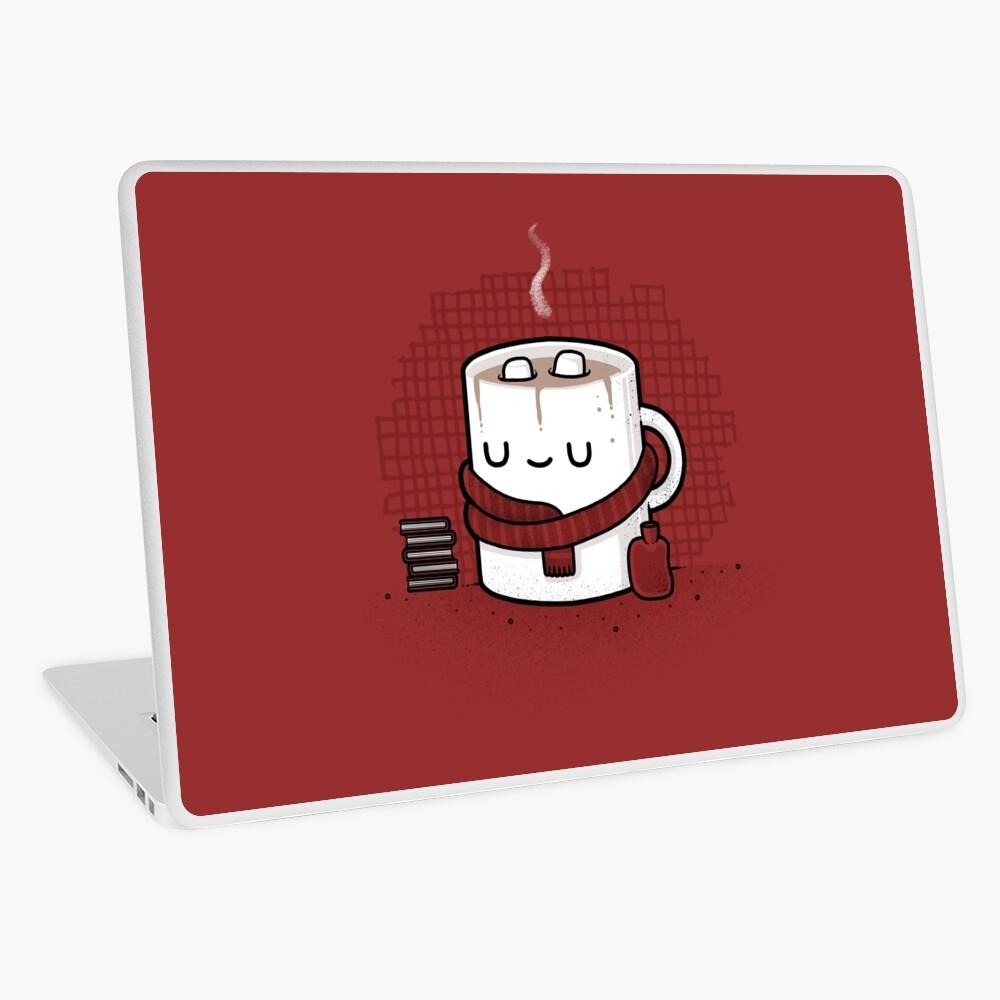 Winter Warmer Laptop Skin