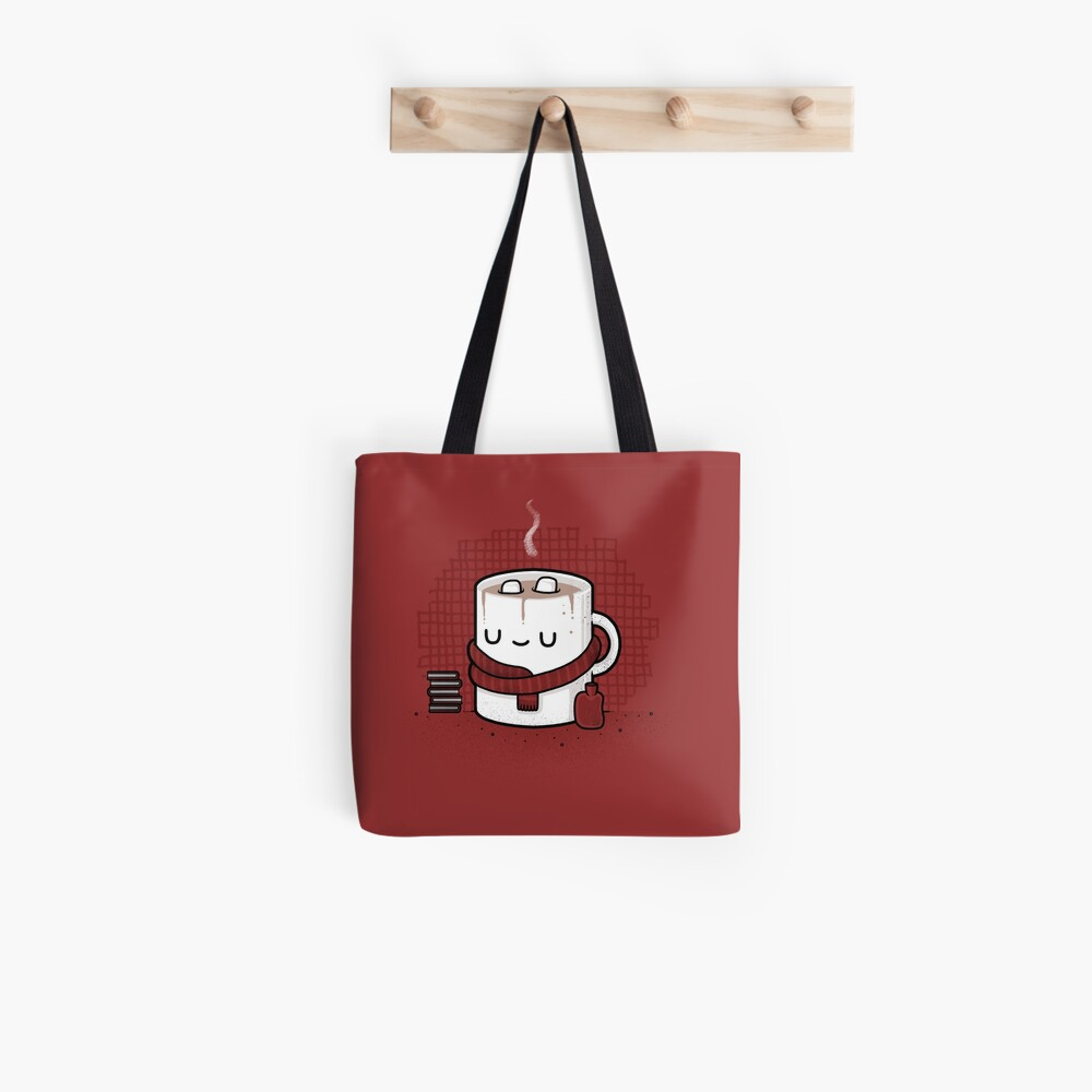 Winter Warmer Tote Bag