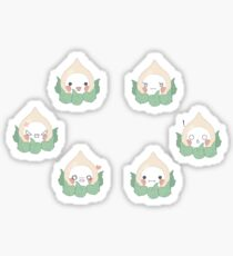 Pachimari Emotes - Stickers Sticker
