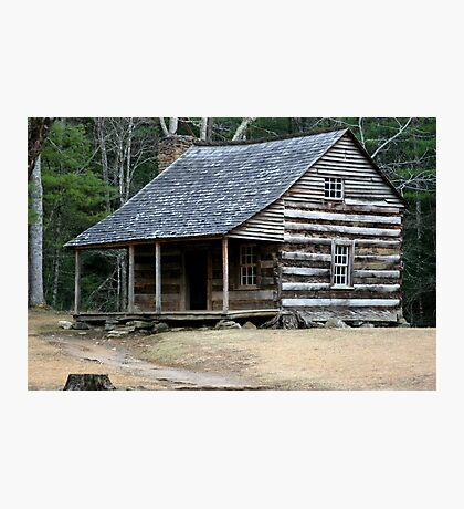 Carter Shields Cabin II Photographic Print