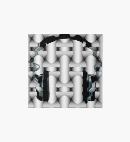 aztec headphones Art Board