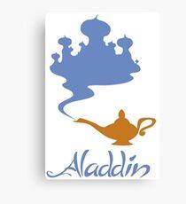 Aladdin #01  Canvas Print