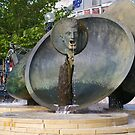 Fountain 2 by Steve plowman