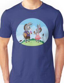Siblings in Summer Unisex T-Shirt