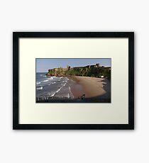 King Edwards Bay Framed Print