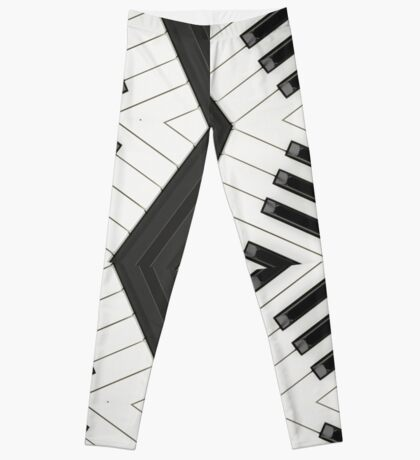 piano dreams Leggings