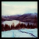 The Five Sisters of the Highlands  by jennyjeffries