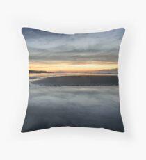 Mornings Tide Throw Pillow