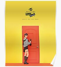 TWICECOASTER Lane 2 - Knock Knock (ft. Jungyeon) Poster