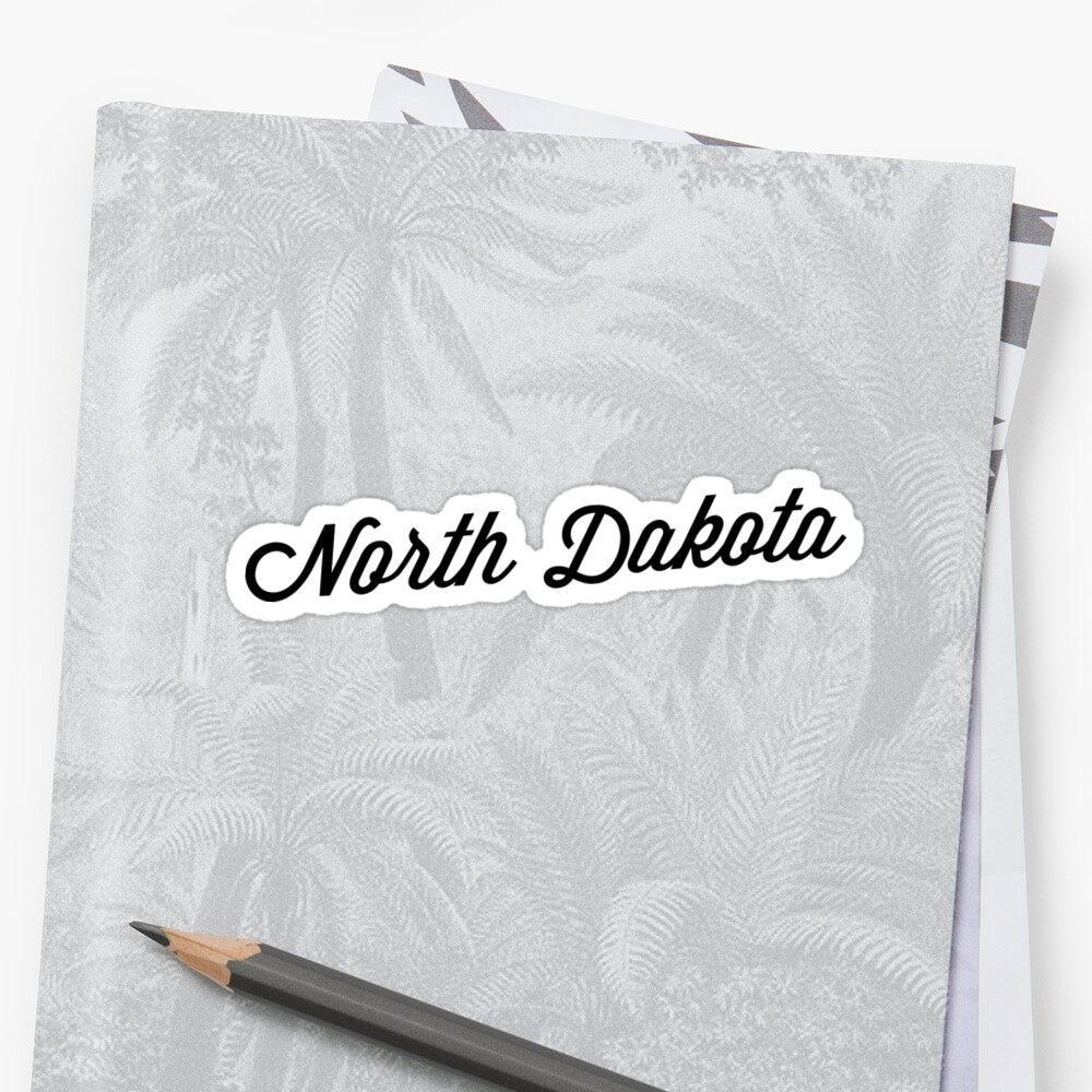 North Dakota by us-states