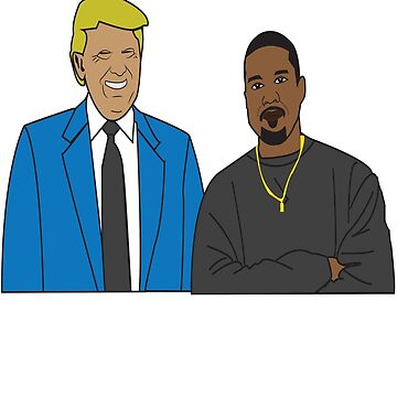 Trump X Yeezy by grappler