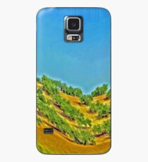 Orchards in Andalucia Case/Skin for Samsung Galaxy
