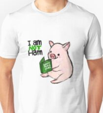 I Am Not Ham! Piglet Unisex T-Shirt