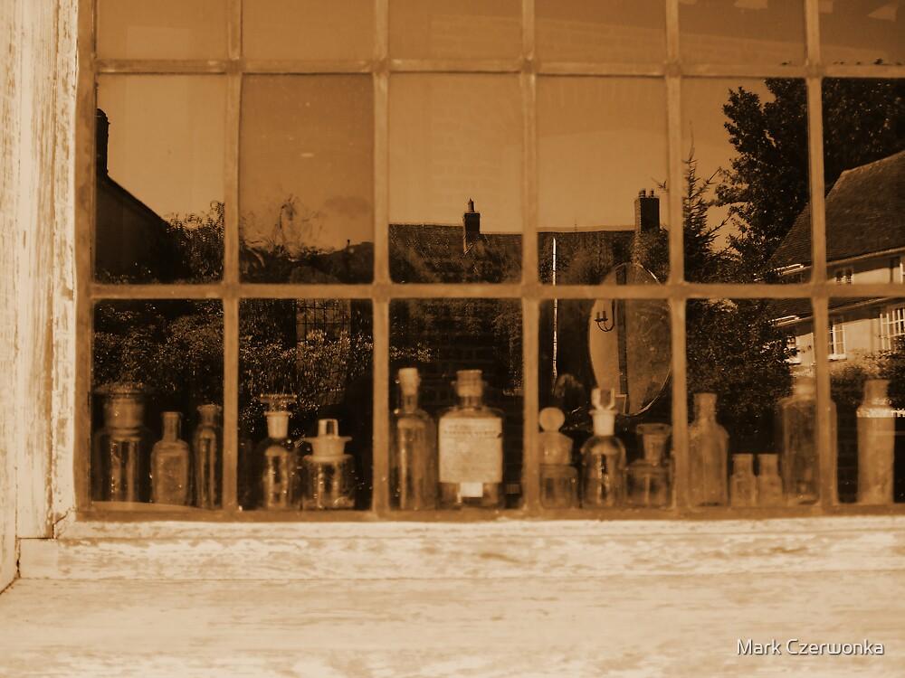 Bottles by Mark Czerwonka