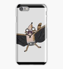 Rigby (Luchas) iPhone Case/Skin