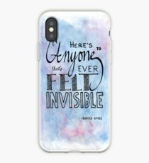 Invisible iPhone Case
