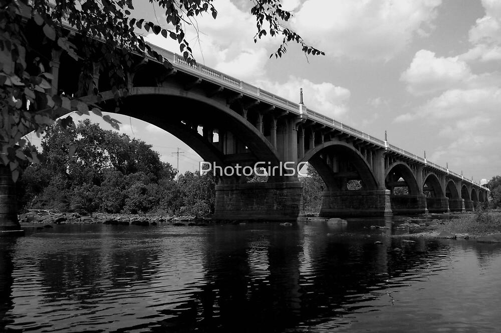 Gervais stree bridge #2 by PhotoGirlSC