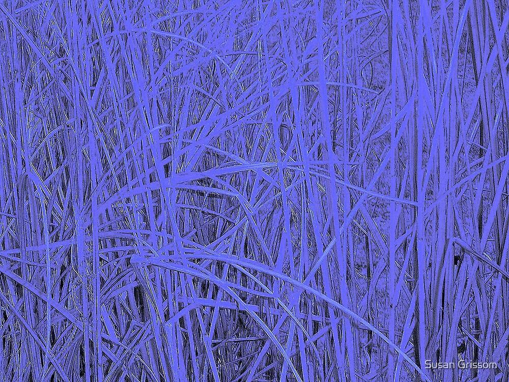 Blue Wheat by Susan Grissom