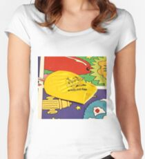 Bonzo Dog Band Balloon Women's Fitted Scoop T-Shirt