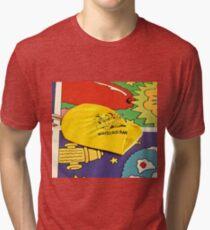 Bonzo Dog Band Balloon Tri-blend T-Shirt