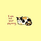 Assertive Calico by sneercampaign