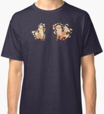 Growlithe, Arcanine Classic T-Shirt
