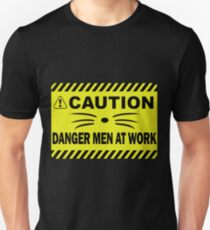 Danger Men At Work- Dan and Phil Unisex T-Shirt