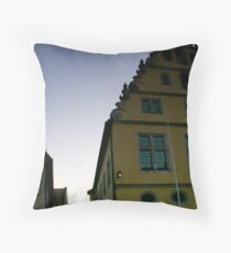 Romantische Strasse, Germany Throw Pillow