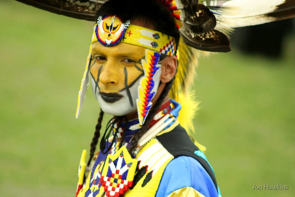 Strikingly Native by Jon Hawkins