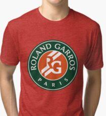 Roland Garros Tri-blend T-Shirt