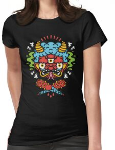 ONI! Womens Fitted T-Shirt