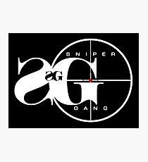 sniper gang II Photographic Print