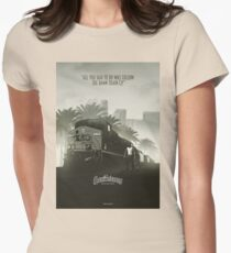 The San Womens Fitted T-Shirt