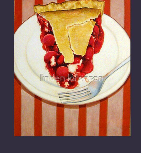 Cherry Pie in the Sky by linden lorenson