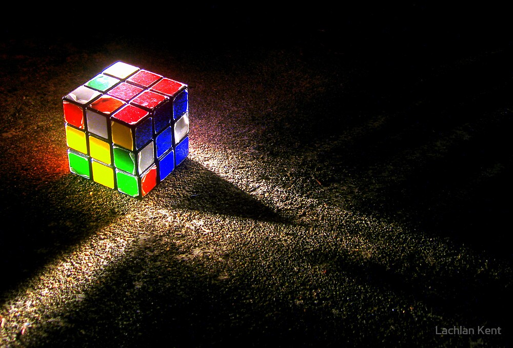 Cube 1 by Lachlan Kent