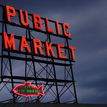 Pike Place #3 by ShaunMcD
