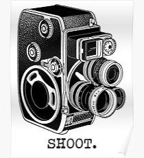 Shoot (Bolex) Poster