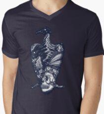 Vulture double exposure T-Shirt