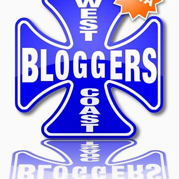 West Coast  Bloggers 2.0 by nickobec