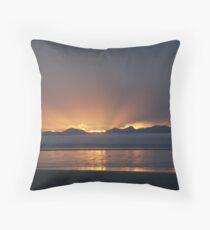 Tahuna Beach Throw Pillow