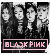 Black Pink Boombayah Posters Redbubble