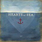 Hearts at Sea - A Modern Rosie Calendar by Becky Litton - Modern Rosie