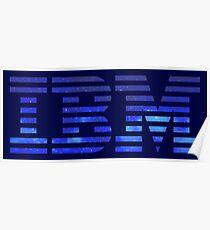 IBM Space Poster