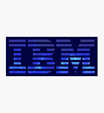 IBM Space Photographic Print