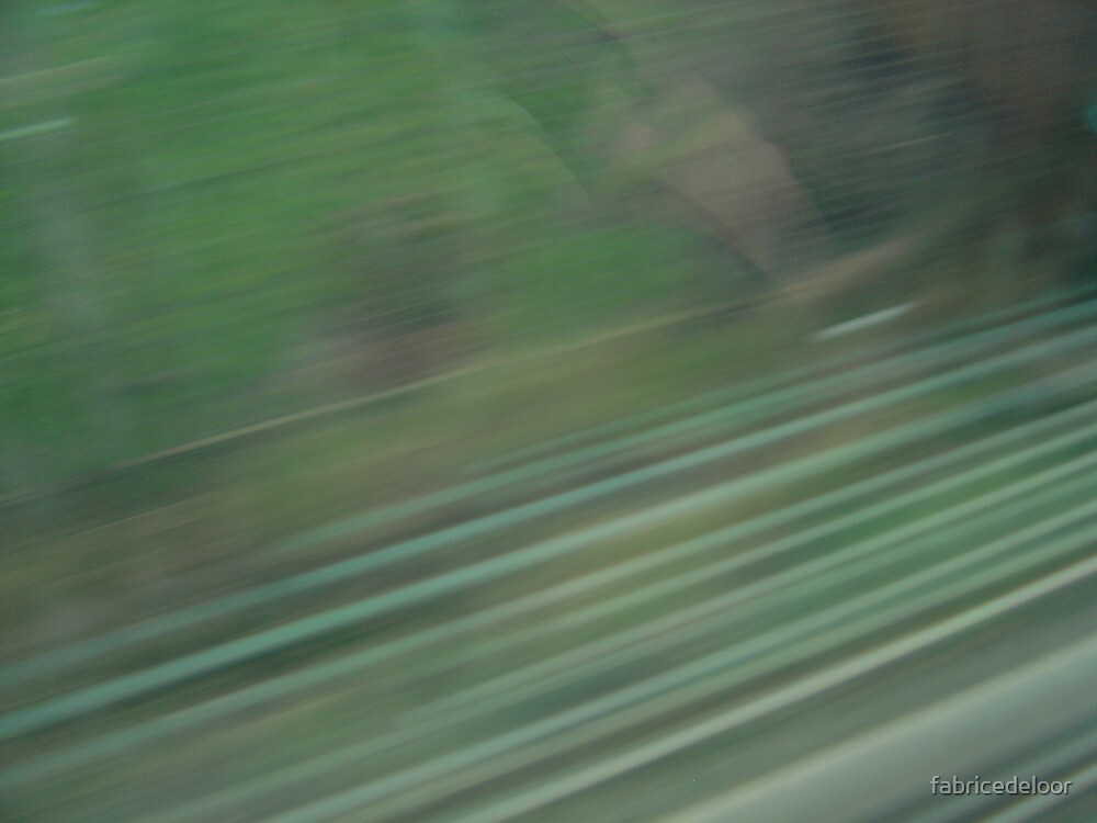 From the train # 01 by fabricedeloor