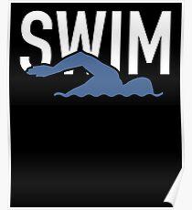 Swim - Swimming Poster